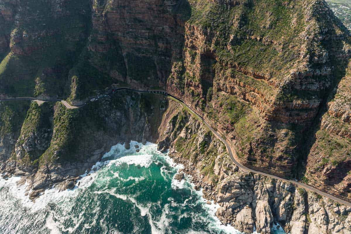 Chapmans Peak Drive is a great day trip from Cape Town and one of South Africa's most iconic drives.