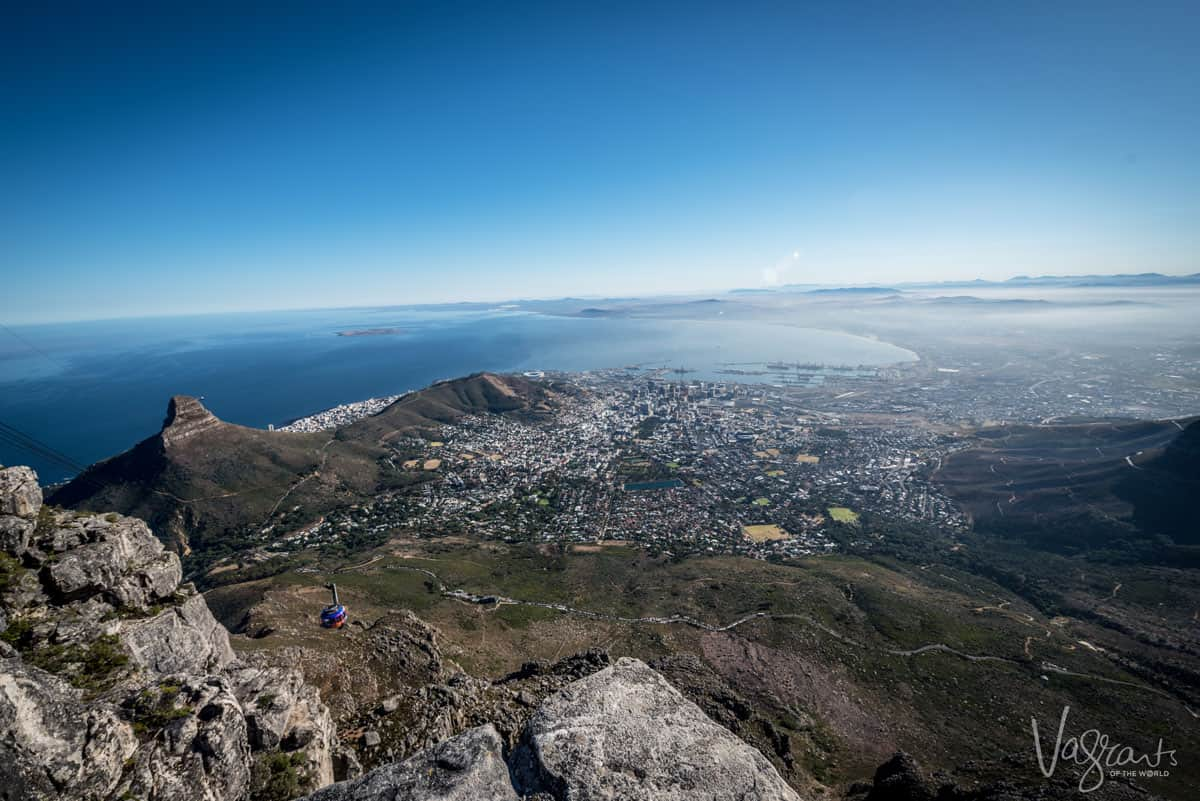 Lions Head most popular hike in Cape Town