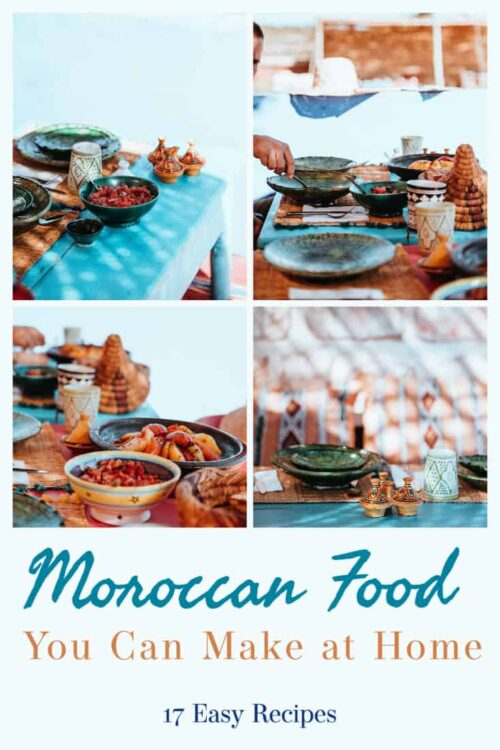 Authentic Morccan food you can make at home