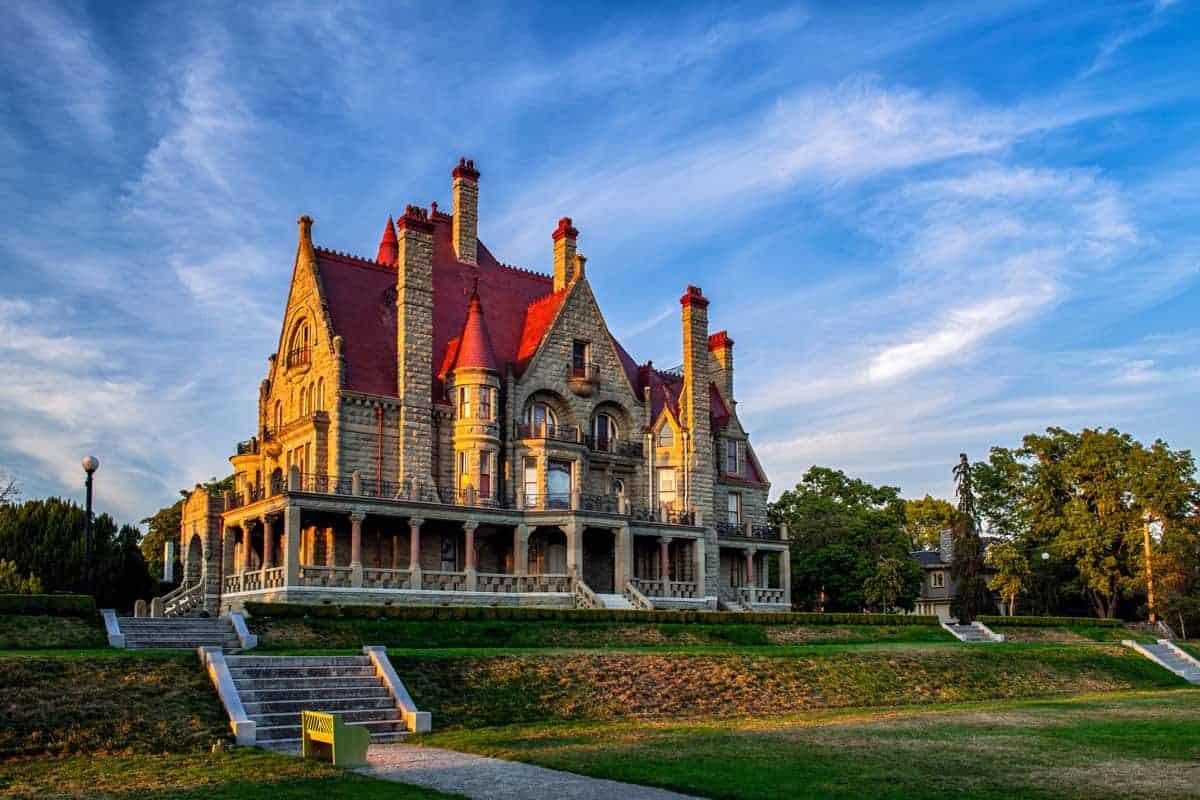 Craigdarroch Castle Victoria Vancouver Island