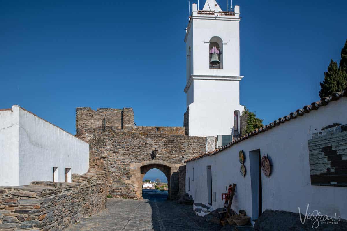 Monsaraz Village in Portugal.