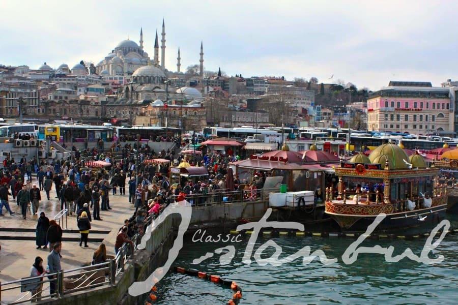 Classic Istanbul, Turkey
