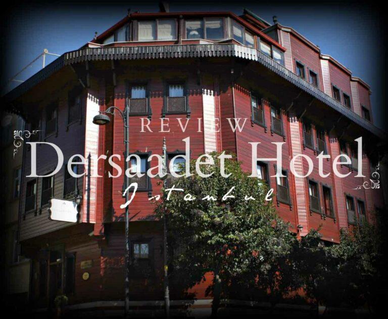 Dersaadet Boutique Hotel. Istanbul Turkey