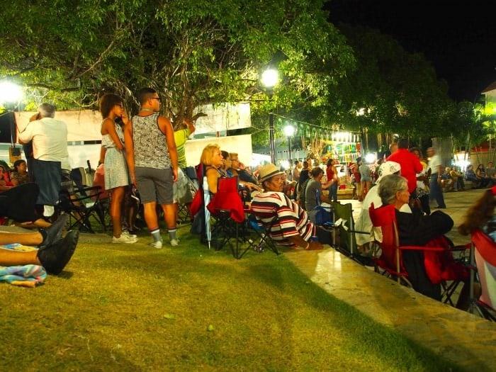 Fiestas Patronales Public Plaza