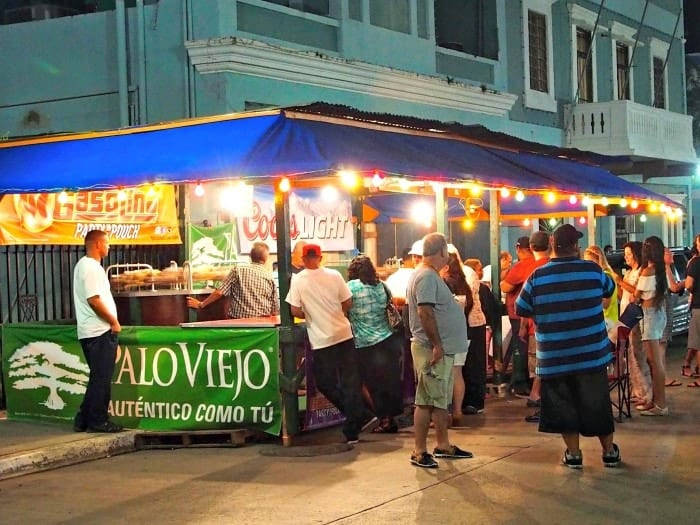 Fiestas Patronales, Vieques