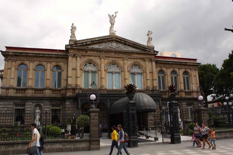 National Theater San Jose Costa Rica