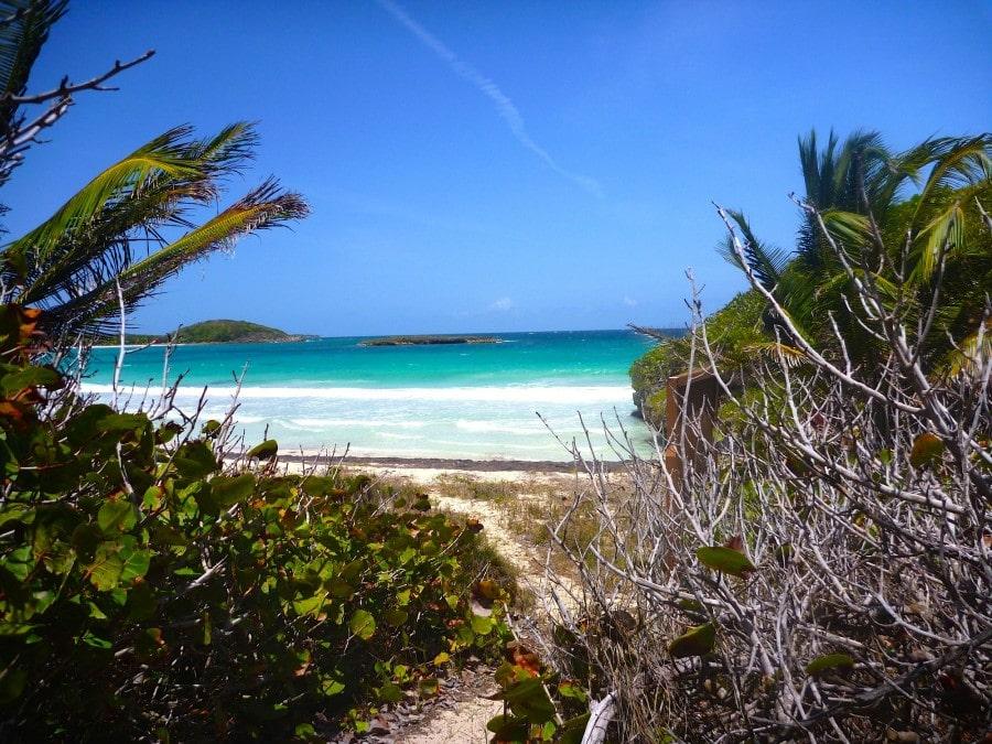 Playuela Beach Vieques Island