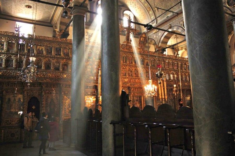 Fener Greek Patriarchate, Istanbul Turkey