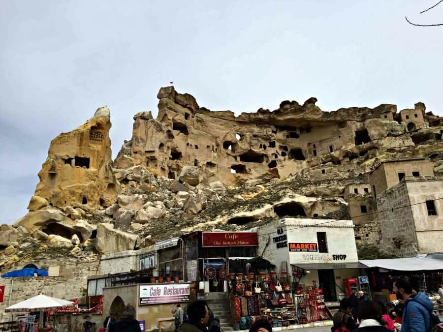 Çavuşin Village Cappadocia Turkey