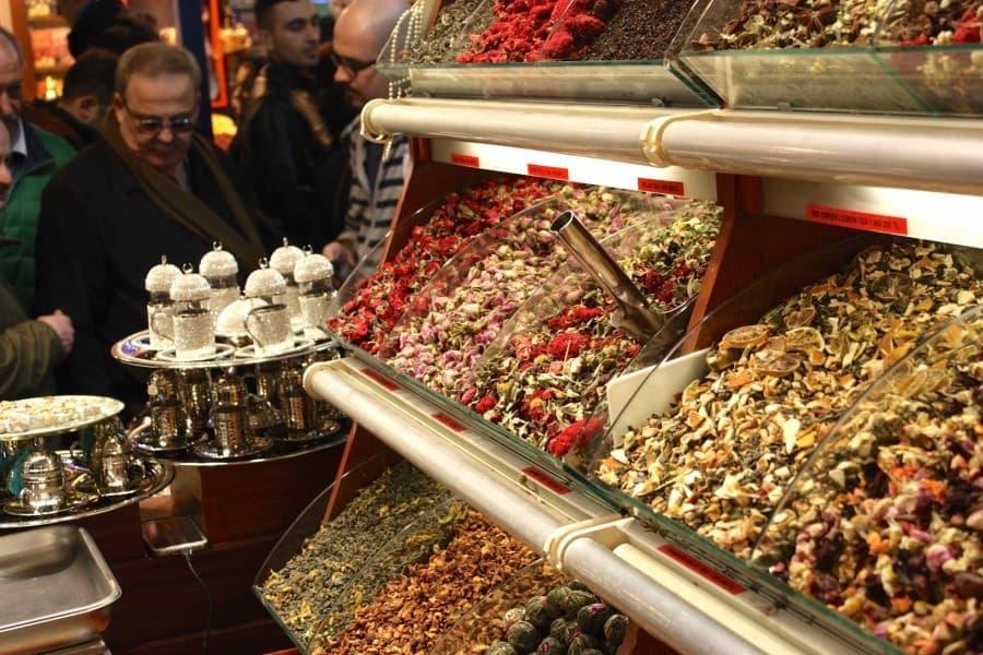 Spice Bazaar, Istanbul Turkey