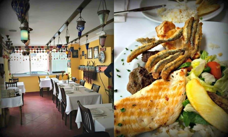 Istanbul classics lunch