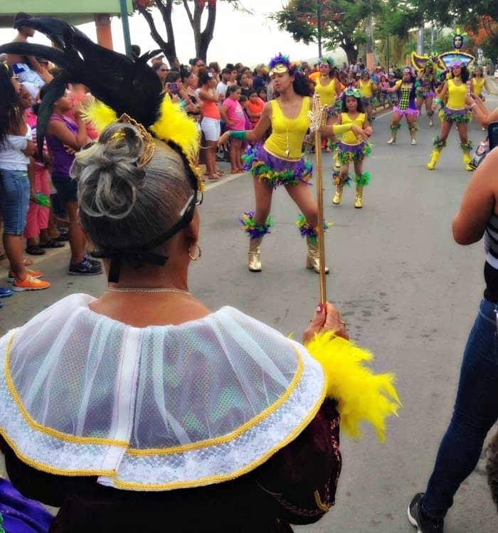La Nasa Bar Vieques Carnival
