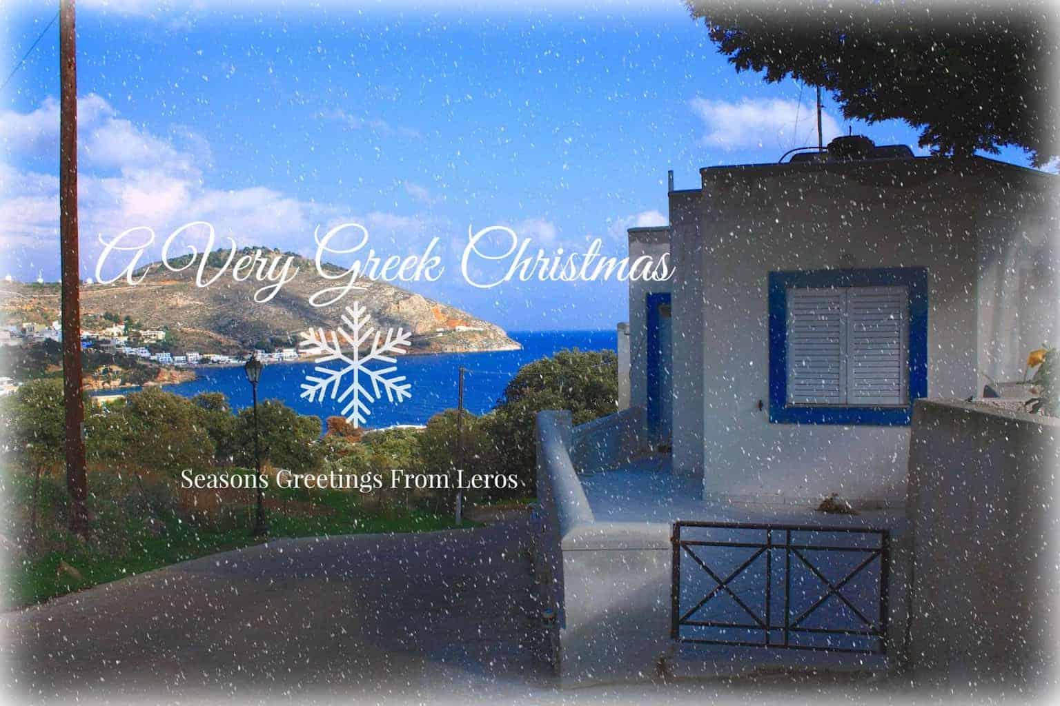 Christmas In Leros