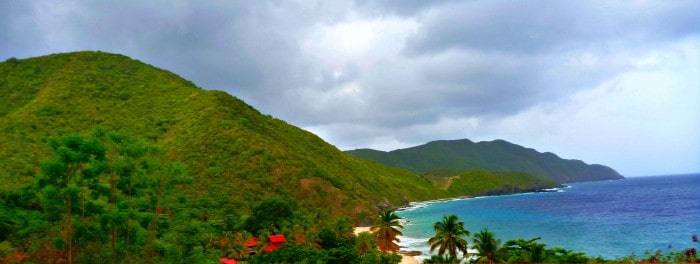North Coast. St Croix