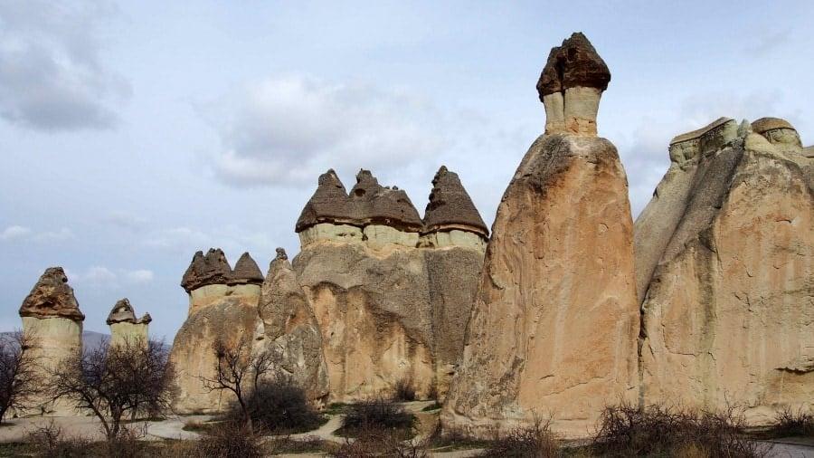 Fairy Chimneys Pasabag Turkey