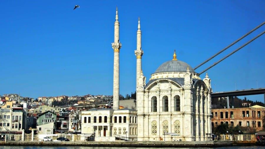 Bosphorus Straight, Istanbul Turkey