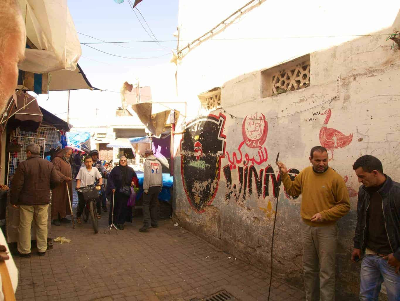 Medina Casablanca Morcco