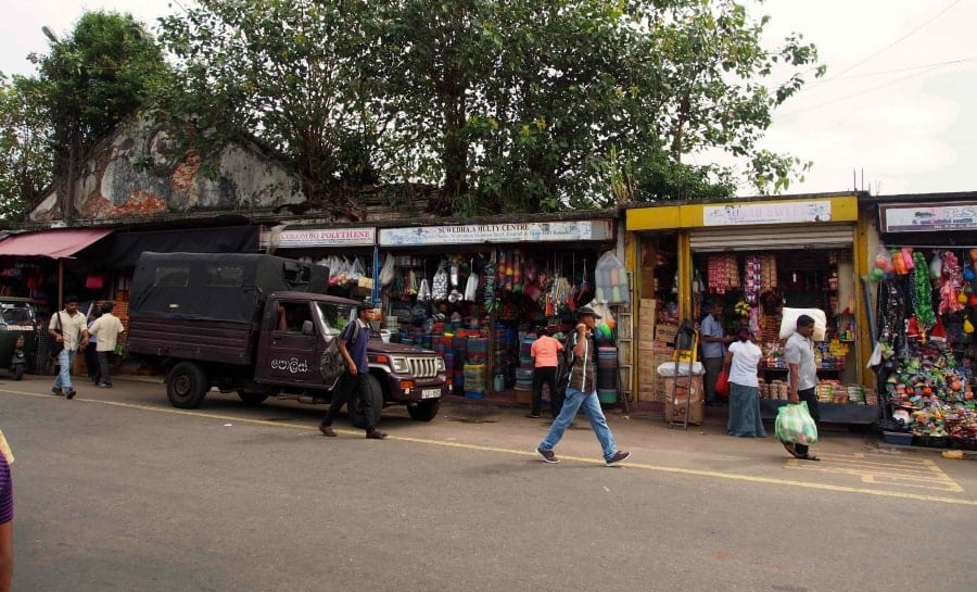 Pettah Markets Colombo Sri Lanka