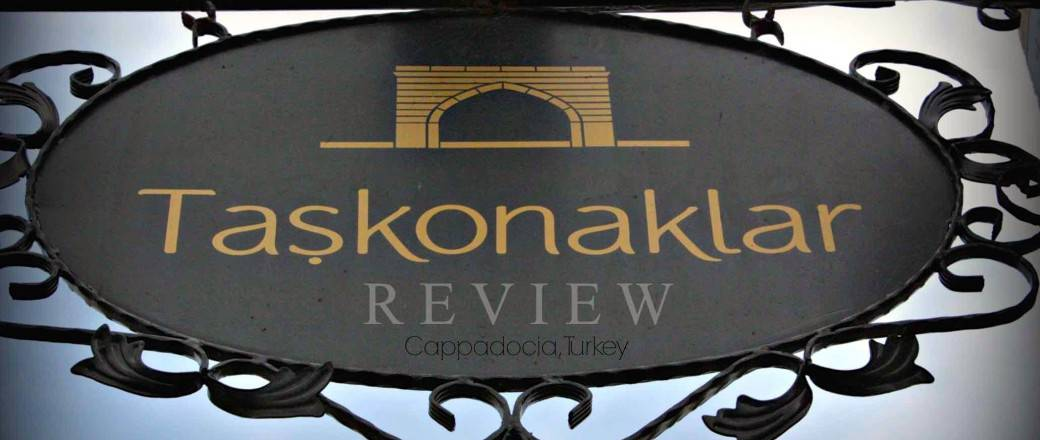 REVIEW Taşkonaklar Hotel, Cappadocia.