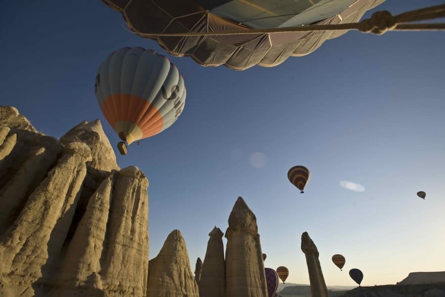 Sultan Balloons Cappadocia Turkey